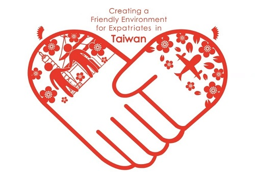 foreigners in Taiwan logo